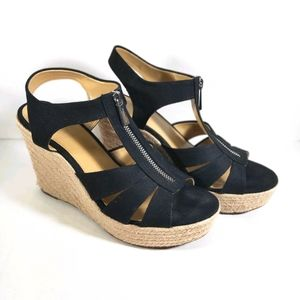 MK heal Sandals